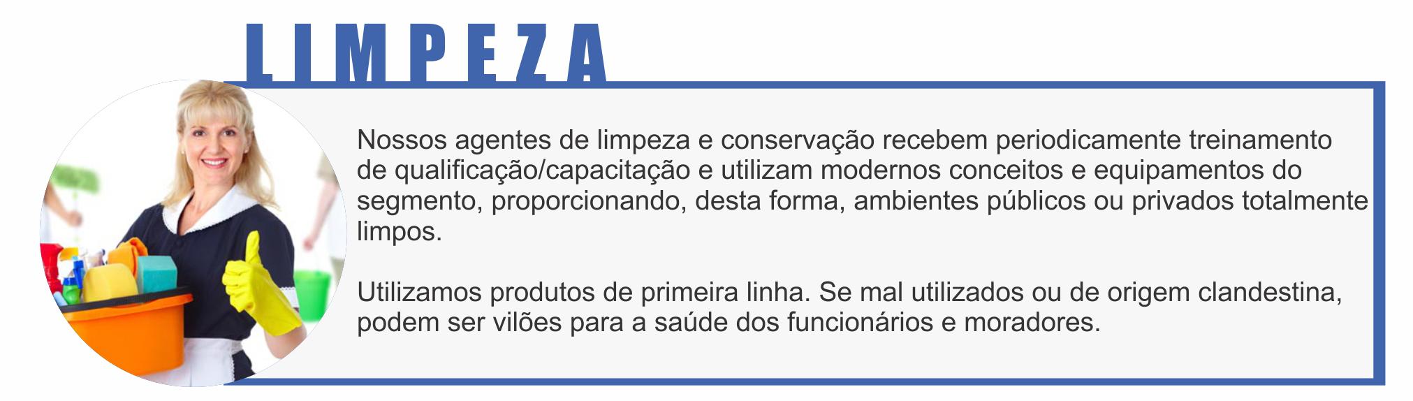 limpeza PÁGINA